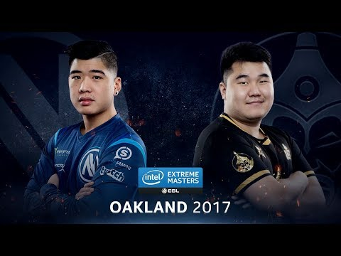 CS:GO - EnVyUs vs. The MongolZ [Cache] - Group A Round 2 - IEM Oakland 2017