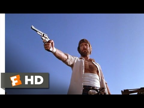 Lone Wolf McQuade 912 Movie CLIP  Fighting Through Pain 1983 HD