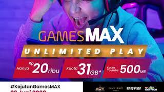 GamesMAX Surprise Deal