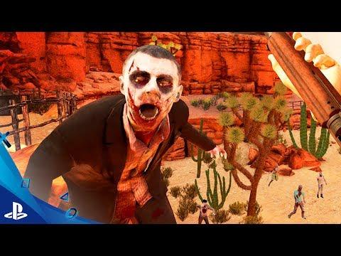 Arizona Sunshine - Nuevo tráiler en Español   PS VR