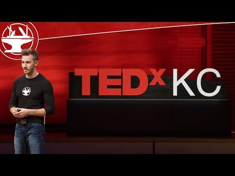 Hacksmith TEDx Talk! Making Sci-Fi a Reality