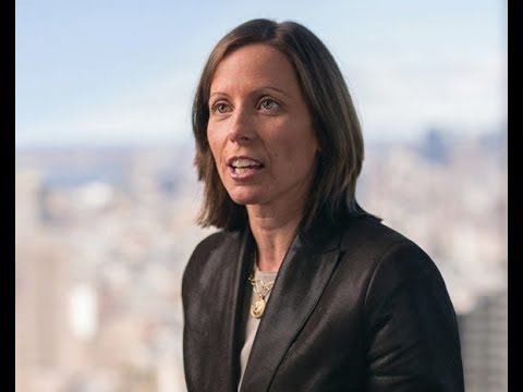 Nasdaq CEO Adena Friedman Talks Technology and Change in Global Financial Services