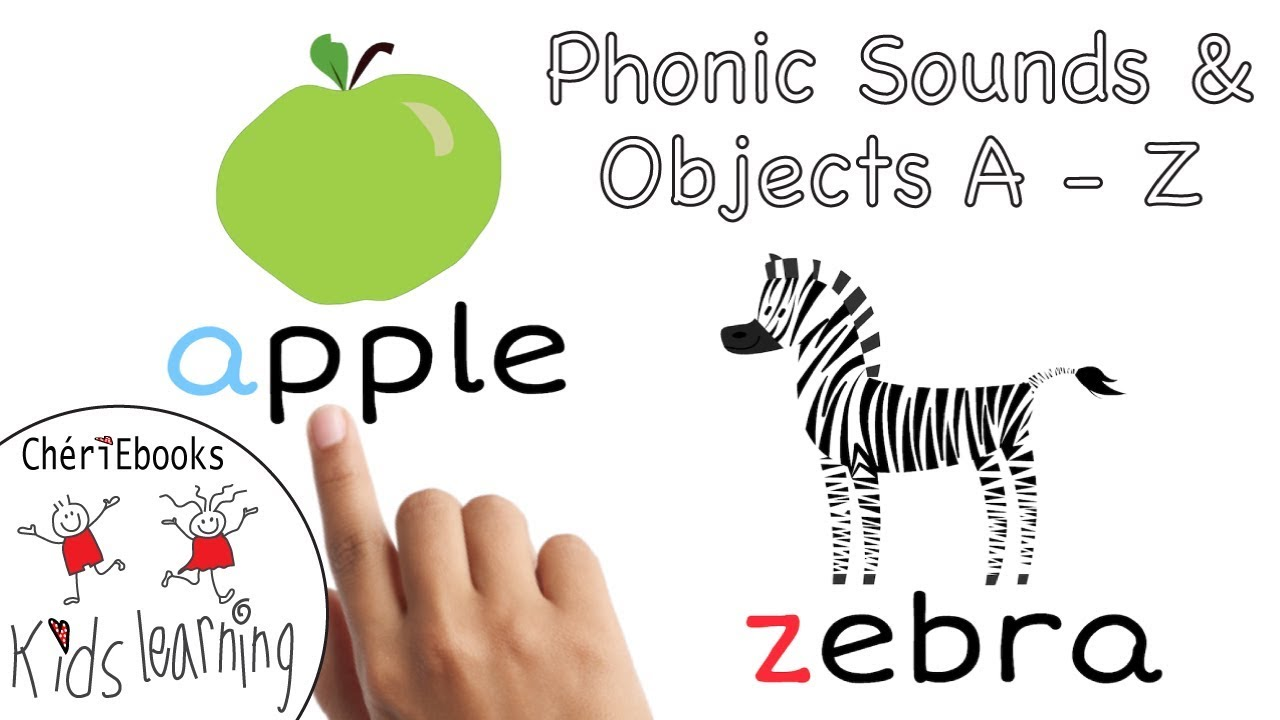 Phonic Alphabet A To Z Teach Letter Sounds With Objects Montessori Inspired Activity Youtube