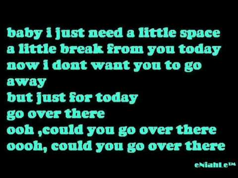 NEYO - A LITTLE SPACE with LYRICS