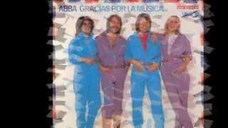 ABBA (Sweden) - Gracias Por La Musica (Thank You For The Music)