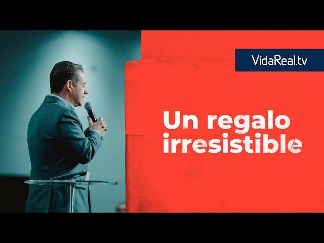 Un regalo irresistible. | Irresistible | Pastor Asdrúbal Hernández