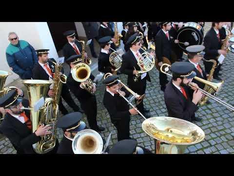 Banda Filarmónica de São João de Areias - Festa religiosa de Castelejo - 30dez2018
