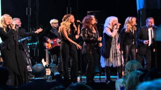 2014 Induction Tribute To Linda Ronstadt With Stevie Nicks Carrie Underwood And Friends