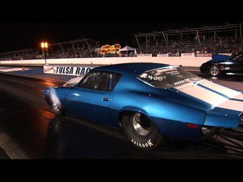 OKLAHOMA Pro Street RACING - Tulsa Raceway Park