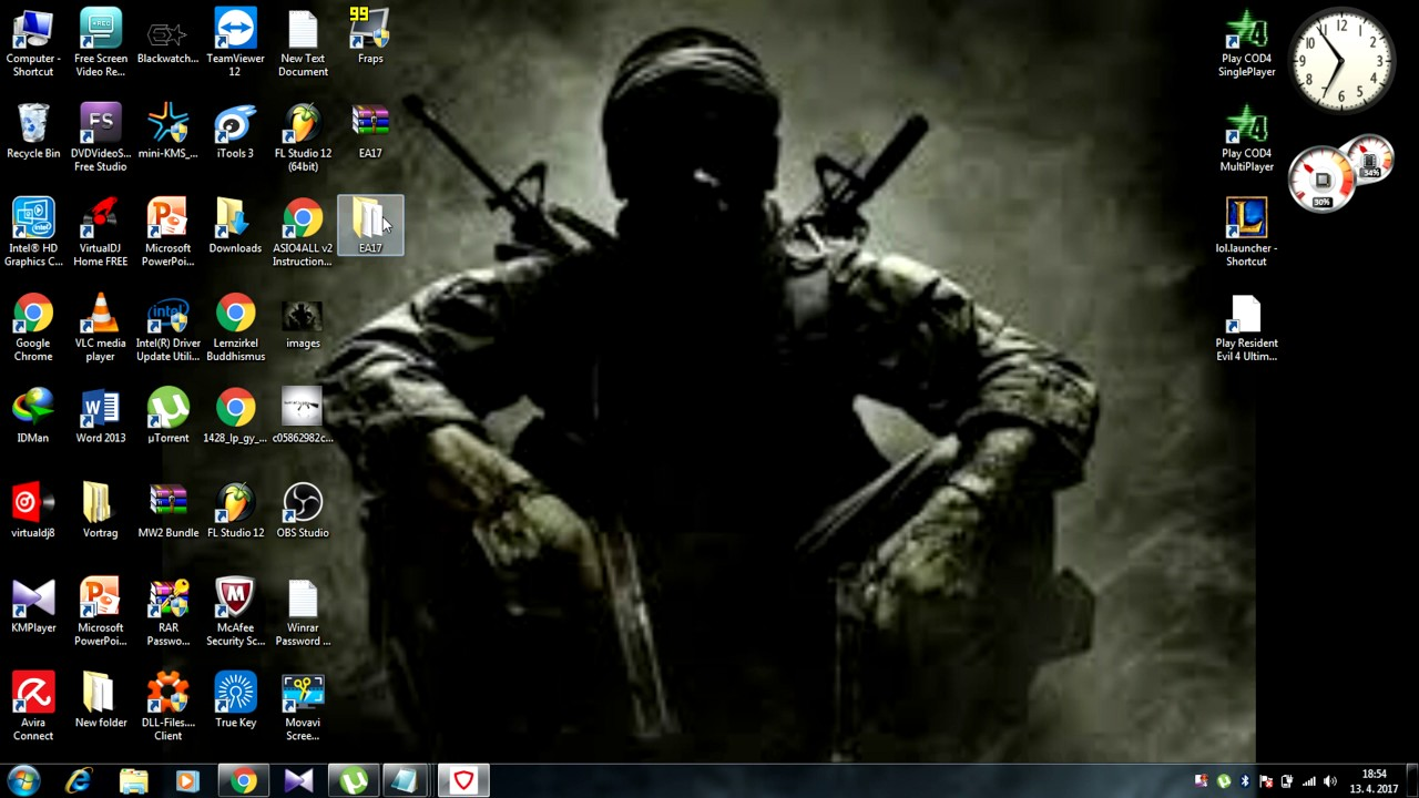lv 55 hack cod4 full