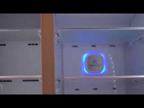 LG frigorifero Side-by-side - YouTube