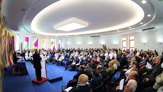L-Arċisqof Charles J. Scicluna jindirizza l-Assemblea Djoċesana 2015