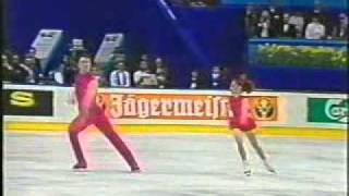 1990 World Ех Melancholy Man EX Gordeeva - Grinkov .avi