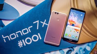 Honor 7X vs Honor 9i - What's Different (4K)
