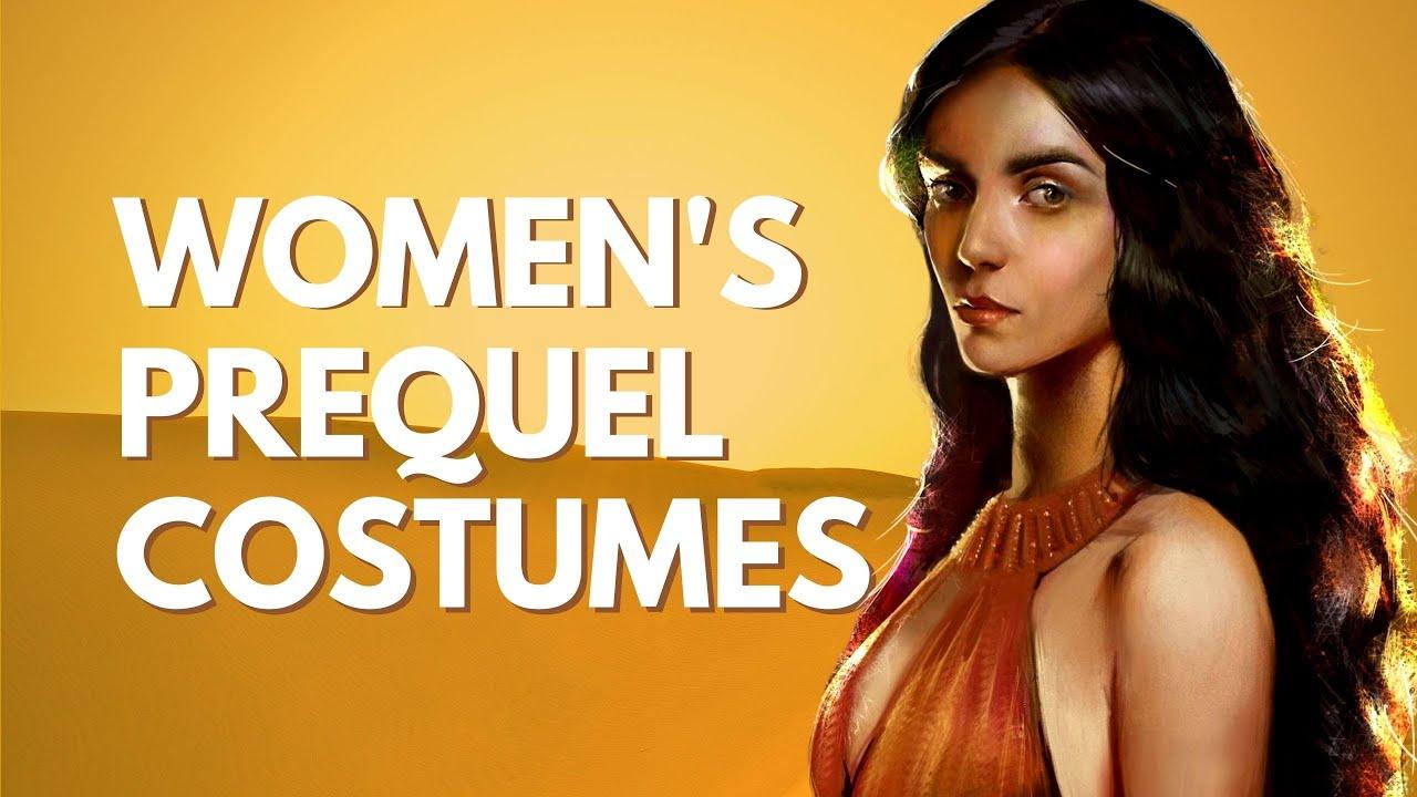 Women's Game of Thrones Prequel Costumes: Queens, Ladies and Warriors