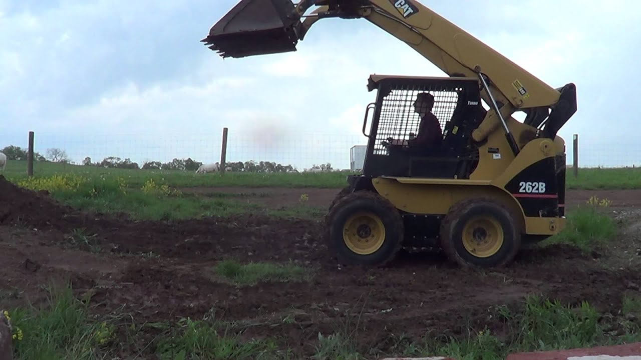 Cat 262B Skid Steer Farm Machine For Sale Preview