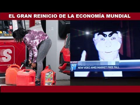EL GRAN REINICIO DE LA ECONOMÍA MUNDIAL ESTÁ EN MARCHA