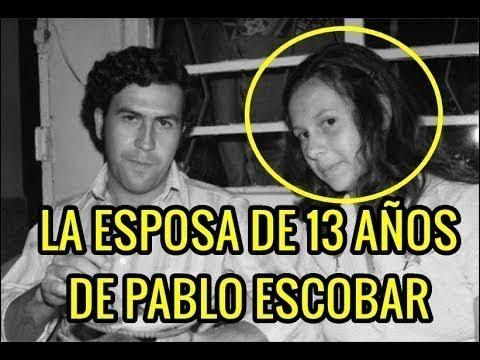 LA VIDA INTIMA Y AMOROSA DE PABLO ESCOBAR EL NARCOTRAFICANTE