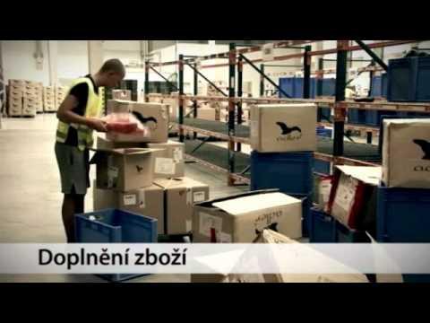 ADLER Czech, a. s. -- intelligent warehouse Ostrava, Czech Republic