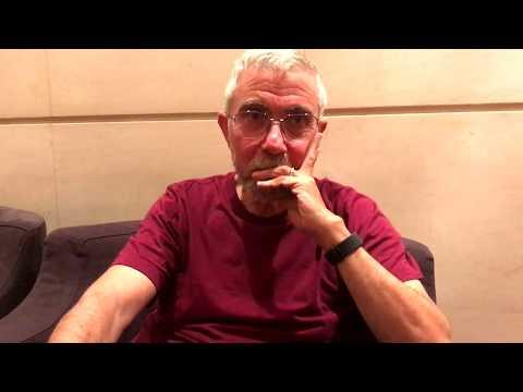 Rachel Jafta interviews Paul Krugman