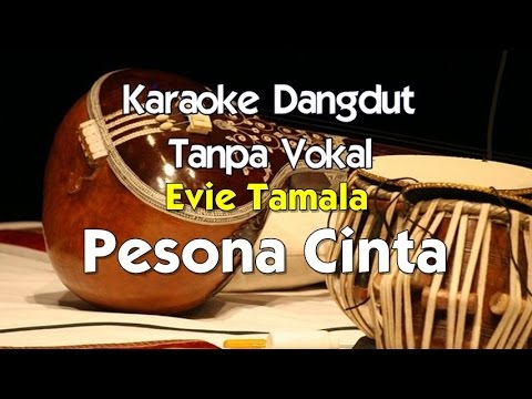 Karaoke Evie Tamala   Pesona Cinta