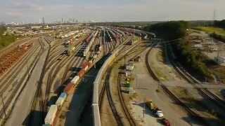 Helicam International HD: Norfolk Southern
