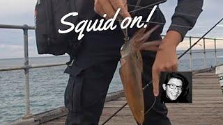 Порт прокат велосипедів кальмара риболовля і не лящ людини, що ви використовуєте, щоб зловити рибу?