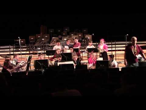 Lehighton Area Middle School Jazz Ensemble