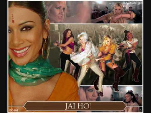Pussycat Dolls - Jai Ho with lyrics ( Slumdog Millionaire )