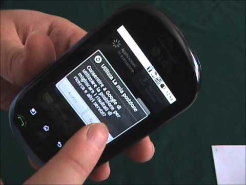 Recensione LG Optimus Chat (C550) (by ITnews)