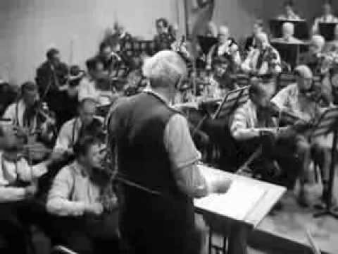 """Ingmar Bergman's """"To Joy"""" Rehearsal scene."""
