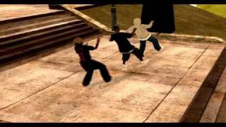 GTA SA Break Dance Mod