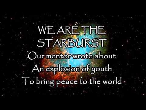 SGI-USA West Territory Song - Starburst