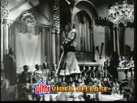 ANARKALI (1953)-JAAG DARD-E ISHQ JAAG  -LATA JI -HEMANT KUMAR -RAJINDER KRISHAN -C RAMCHANDRA
