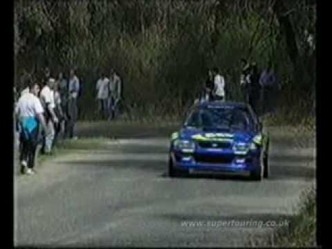Prodrive Subaru Impreza WRC Rally Car