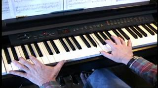 The Notebook - Theme - Piano