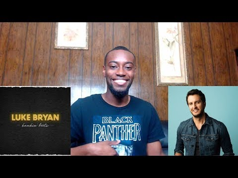 Luke Bryan - Knockin' Boots (Reaction!!!)
