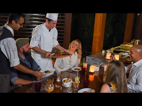 BBQ Pit Experience at Elements Restaurant Doha - Four Seasons Hotel Doha