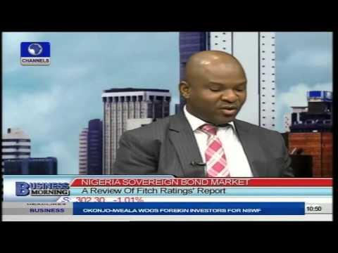 Business Morning: Focus On Nigeria Sovereign Bond Market Pt2