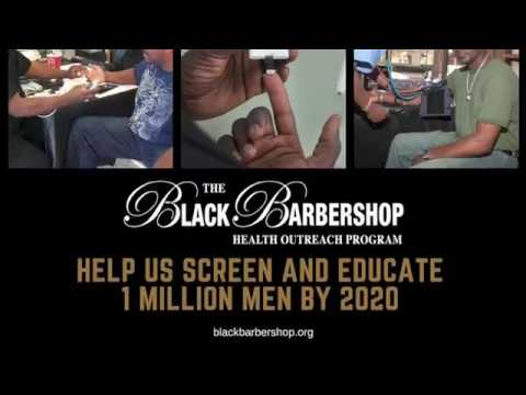 Black Barbershop Health Outreach Program