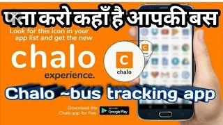 How to use CHALO App live bus tracking screenshot 3