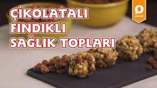 Çikolatalı Fındıklı Sağlık Topları Tarifi - Onedio Yemek - Sağlıklı Tarifler