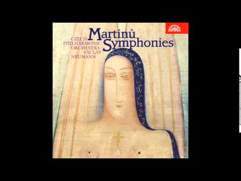 Bohuslav Martinů - Simphonies
