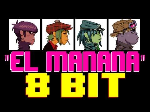 El Manana [8 Bit Tribute to Gorillaz] - 8 Bit Universe
