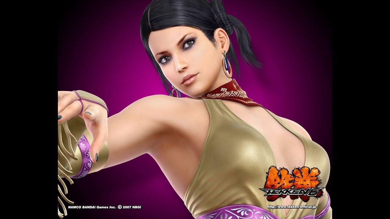 Tekken 6 Psp Playthrough Story Mode With Zafina Youtube
