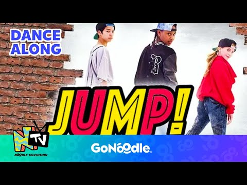 Jump! - NTV | GoNoodle