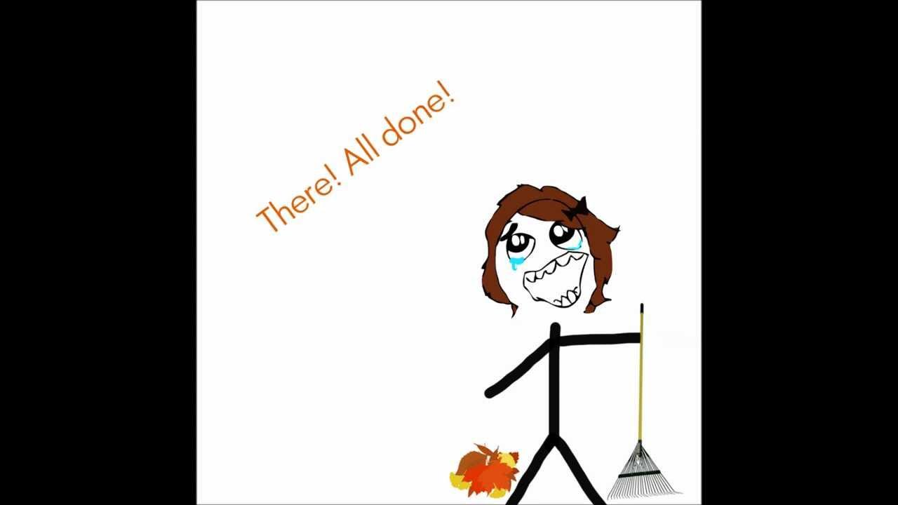 maxresdefault animated meme raking leaves youtube,Raking Leaves Meme
