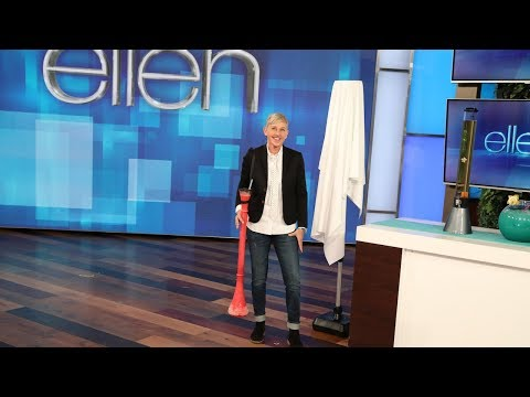 Ellen Takes a Look at the History of Drinking