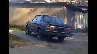 #Жить_Будет!  Toyota Crown Ms110 1980г.  Часть 5: покатушки!/  Как стать...