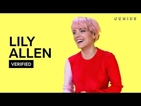 """Lily Allen """"Trigger Bang"""" Official Lyrics & Meaning 